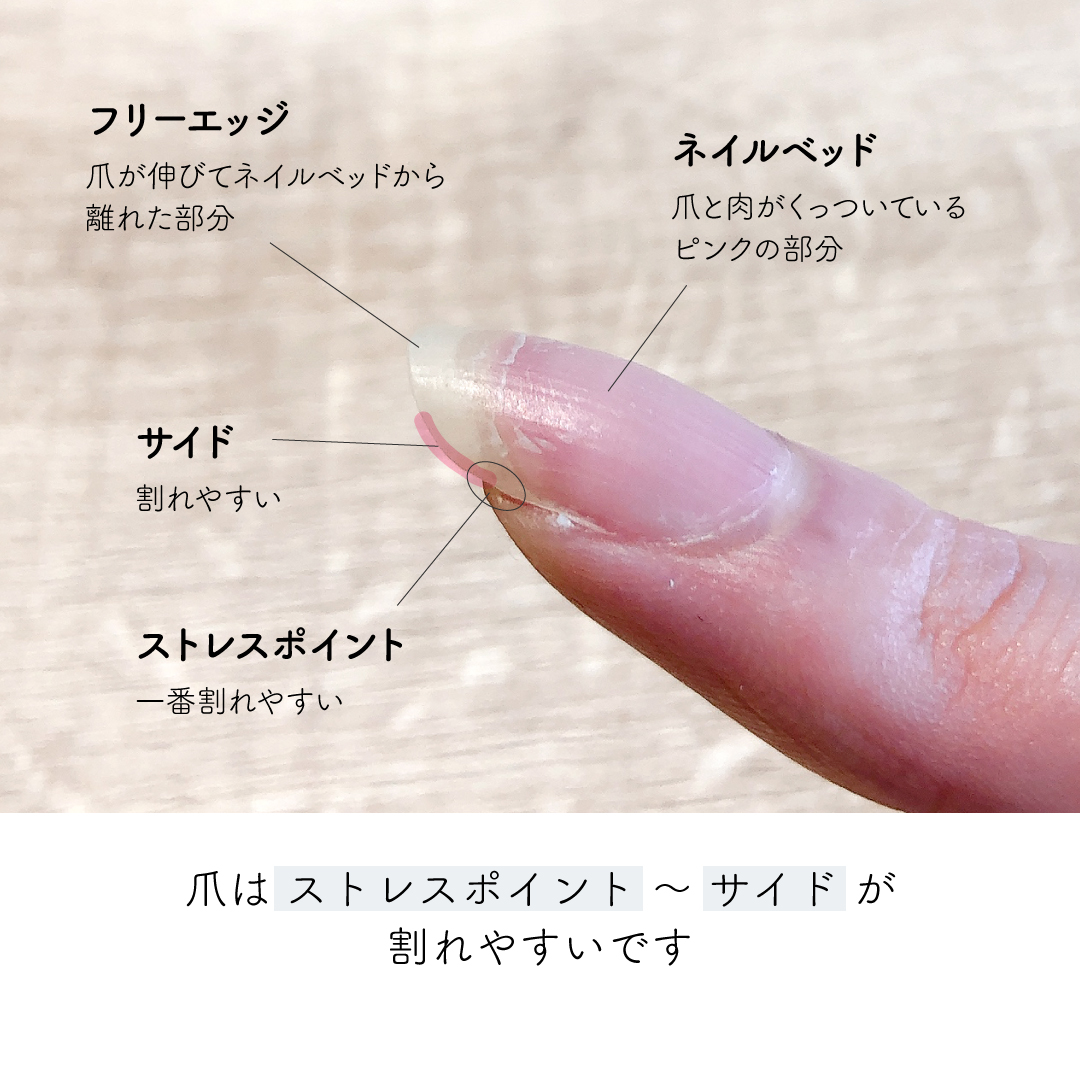 ジェル ネイル た 爪 欠け セルフジェルネイルがすぐはげる!プロが教える剥げない欠けないコツとは?